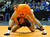 DENVER, CO. - FEBRUARY 21: Rocky Mountain sophomore Roman Ortiz, top, peered over the backside of Grand Junction opponent Louis Guillen, bottom, during a 138-pound bout in class 5A Thursday night. The CHSAA State Wrestling Tournament kicked off Thursday, February 21, 2013 at the Pepsi Center in Denver. (Photo By Karl Gehring/The Denver Post)