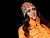 Closeup of Killtec  orange jacket with a  Screamer native print cap, as the SIA Snow Show hosted its 2013 Snow Fashion & Trends Show at the Colorado Convention Center  in downtown Denver  on Wednesday, January 30, 2013.  (Photo By Cyrus McCrimmon / The Denver Post)