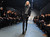 The Helmut Lang Fall 2013 collection is modeled during Fashion Week, Friday, Feb. 8, 2013, in New York. (AP Photo/Louis Lanzano)