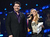 Chris Young and Sheryl Crow speak onstage at The GRAMMY Nominations Concert Live!! held at Bridgestone Arena on December 5, 2012 in Nashville, Tennessee.  (Photo by Michael Kovac/Getty Images)