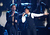Nate Ruess of Fun. and Janelle Monae perform onstage at The GRAMMY Nominations Concert Live!! held at Bridgestone Arena on December 5, 2012 in Nashville, Tennessee.  (Photo by Kevin Winter/Getty Images)