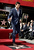 Actor Hugh Jackman steps on his star during ceremonies honoring him with a star on the Hollywood Walk of Fame in Hollywood, California, December 13, 2012. REUTERS/Jonathan Alcorn