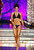 Miss Illinois Megan Irvin competes in the swimsuit portion of the Miss America 2013 pageant on Saturday, Jan. 12, 2013, in Las Vegas. (AP Photo/Isaac Brekken)