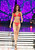 Miss Texas Danae Couch competes in the swimsuit portion of the Miss America 2013 pageant on Saturday, Jan. 12, 2013, in Las Vegas. (AP Photo/Isaac Brekken)