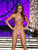 Miss Kentucky Jessica Casebolt competes in the swimsuit portion of the Miss America 2013 pageant on Saturday, Jan. 12, 2013, in Las Vegas. (AP Photo/Isaac Brekken)