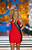 Miss Indiana MerrieBeth Cox competes in the Miss America pageant on Saturday, Jan. 12, 2013, in Las Vegas. (AP Photo/Isaac Brekken)