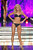 Miss Utah Kara Arnold competes in the swimsuit portion of the Miss America 2013 pageant on Saturday, Jan. 12, 2013, in Las Vegas. (AP Photo/Isaac Brekken)