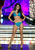 Miss Maryland Johanna Guy competes in the swimsuit portion Miss America pageant on Saturday, Jan. 12, 2013, in Las Vegas. (AP Photo/Isaac Brekken)