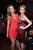 NEW YORK, NY - FEBRUARY 12: Models Katherine Webb (L) and Kate Upton attend as Sports Illustrated celebrates SI Swimsuit 2013 with a star-studded kickoff event at Crimson on February 12, 2013 in New York City.  (Photo by Michael Loccisano/Getty Images for Sports Illustrated)