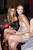 NEW YORK, NY - FEBRUARY 12: Models Hannah Davis (L) and Kate Bock attend as Sports Illustrated celebrates SI Swimsuit 2013 with a star-studded kickoff event at Crimson on February 12, 2013 in New York City.  (Photo by Michael Loccisano/Getty Images for Sports Illustrated)