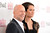 SANTA MONICA, CA - FEBRUARY 23:  (L-R) Actors Bruce Willis and Emma Heming attend the 2013 Film Independent Spirit Awards at Santa Monica Beach on February 23, 2013 in Santa Monica, California. (Photo by Jason Merritt/Getty Images)