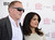Francois-Henri Pinault, left, and actress Salma Hayek arrives at the Independent Spirit Awards on Saturday, Feb. 23, 2013, in Santa Monica, Calif.  (Photo by Jordan Strauss/Invision/AP)