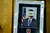 MONTE VISTA, CO - FEBRUARY 26: A post of Barack Obama hangs on a wall at Valley Gun in Monte Vista. Under Obama, gun shops have seen a sharp rise in gun sales. Gun owners in southern Colorado largely agree that responsible ownership begins at home. (Photo by AAron Ontiveroz/The Denver Post)