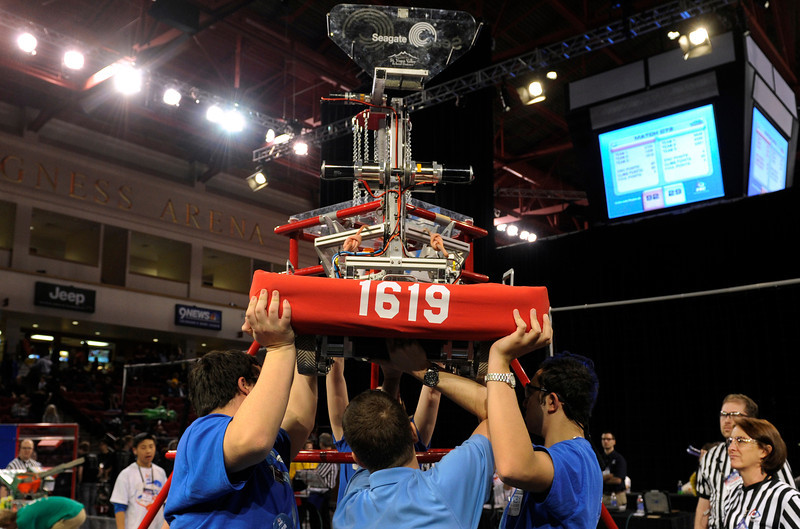 The Colorado Regional FIRST Robotics Competition