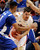 Boise State's Igor Hadziomerovic (12) goes after a loose ball against Air Force's Kamryn Williams (4) during the second half of an NCAA college basketball game, Wednesday, Feb. 20, 2013, in Boise, Idaho. Boise State won 77-65. (AP Photo/Matt Cilley)