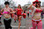 DENVER, CO. - FEBRUARY 09: Hundreds of underwear-clad runners made their way downtown and around Civic Center Park in the Cupid's Undie Run all to  raise money for The Children's Tumor Foundation. (Photo By Kathryn Scott Osler/The Denver Post)