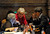DENVER, CO. - MARCH 8: Senators Mary Hodge, left, Lois Tochtrop, and Lucia Guzman, right, meet on the Senate floor. Debate begins on the Senate floor at the state capitol on various gun bills before the state legislature. (Photo By Kathryn Scott Osler/The Denver Post)