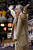 California coach Mike Montgomery gestures during the first half of an NCAA college basketball game against Colorado in Berkeley, Calif., Saturday, March 2, 2013. California won 62-46. (AP Photo/Jeff Chiu)