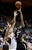 Colorado forward Xavier Johnson (2) shoots against California forward Robert Thurman (34) during the first half of an NCAA college basketball game in Berkeley, Calif., Saturday, March 2, 2013. (AP Photo/Jeff Chiu)