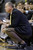 Colorado coach Tad Boyle watches during the second half of an NCAA college basketball game against California in Berkeley, Calif., Saturday, March 2, 2013. California won 62-46. (AP Photo/Jeff Chiu)