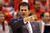 SALT LAKE CITY, UT - MARCH 21:  Head coach Steve Alford of the New Mexico Lobos reacts in the second half while taking on the Harvard Crimson during the second round of the 2013 NCAA Men's Basketball Tournament at EnergySolutions Arena on March 21, 2013 in Salt Lake City, Utah.  (Photo by Streeter Lecka/Getty Images)