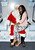 Santa Claus and Keke Palmer celebrate the December 11th Blu-ray, DVD and Digital HD release of ICE AGE: CONTINENTAL DRIFT at the Beverly Center in Los Angeles on Tuesday, Dec. 6, 2012. Twentieth Century Fox Home Entertainment and Taubman Shopping Centers across the country have partnered to commemorate 