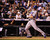 Los Angeles Dodgers batter Mark Ellis gets beaned during a game at Coors Field on Monday, August 27, 2012. AAron Ontiveroz, The Denver Post