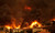 An entire neighborhood burns near the foothills of Colorado Springs.