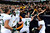 Colorado State University Rams fans and players celebrate after they defeated Colorado University 22-17 to win the Rocky Mountain Showdown at Sports Authority Field at Mile High Stadium. The Denver Post/ Andy Cross