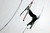 Keltie Hansen wrecks during the skiing super pipe final at Winter X Games 2012 at Buttermilk Mountain in Aspen on Saturday, January 28. AAron Ontiveroz, The Denver Post