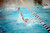 Missy Franklin trains at Lowry long course pool in Denver on Thursday June, 7, 2012, as she got ready for the upcoming London Olympics. RJ Sangosti, The Denver Post