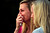 Amanda Lindgren, girlfriend of Alex Teves who was killed, cries during a community vigil held in honor of the victims of the Aurora theater shooting at the Aurora Municipal Center on Sunday, July 22, 2012. AAron Ontiveroz, The Denver Post