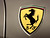 The Ferrari SpA logo is displayed on a Ferrari 458 Spider at The Gallery in the MGM Grand Detroit ahead of the 2013 North American International Auto Show (NAIAS) in Detroit, Michigan, U.S., on Saturday, Jan. 12, 2013. The Detroit auto show runs through Jan. 27 and will display over 500 vehicles, representing the most innovative designs in the world. Photographer: Jeff Kowalsky/Bloomberg