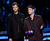 Actors Jared Padalecki (L) and Jensen Ackles speak onstage at the 39th Annual People's Choice Awards  at Nokia Theatre L.A. Live on January 9, 2013 in Los Angeles, California.  (Photo by Kevin Winter/Getty Images for PCA)