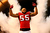 Defensive end John Abraham #55 of the Atlanta Falcons is introduced before the Falcons take on the San Francisco 49ers in the NFC Championship game at the Georgia Dome on January 20, 2013 in Atlanta, Georgia.  (Photo by Kevin C. Cox/Getty Images)