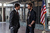 Kyle Chandler (left) and Jason Clarke portray CIA operatives working to capture Osama bin Laden in 