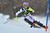 Michaela Kirchgasser of Austria competes during first run of the FIS women's World Cup slalom in Maribor on January 27, 2013.       Jure Makovec/AFP/Getty Images