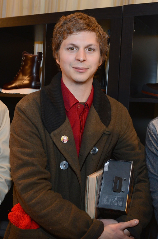 Description of . Actor Michael Cera attends Day 1 of UGG at Village At The Lift 2013 on January 18, 2013 in Park City, Utah.  (Photo by Jason Kempin/Getty Images for UGG)