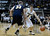 University of Colorado's Eli Stalzer dribbles past Max Jacobsen during a game against Northern Arizona on Friday, Dec. 21, at the Coors Event Center on the CU campus in Boulder.   (Jeremy Papasso/Daily Camera)