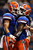 Matt Jones #24 of the Florida Gators celebrates a second quarter touchdown against the Louisville Cardinals with teammate Trey Burton #8 during the Allstate Sugar Bowl at Mercedes-Benz Superdome on January 2, 2013 in New Orleans, Louisiana.  (Photo by Matthew Stockman/Getty Images)