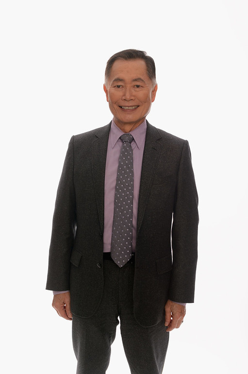 Description of . Actor George Takei poses for a portrait in the TV Guide Portrait Studio at the 3rd Annual Streamy Awards at Hollywood Palladium on February 17, 2013 in Hollywood, California.  (Photo by Mark Davis/Getty Images for TV Guide)
