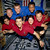 STS107-735-032 (16 January - 1 February 2003) --- The STS-107 crew members strike a 