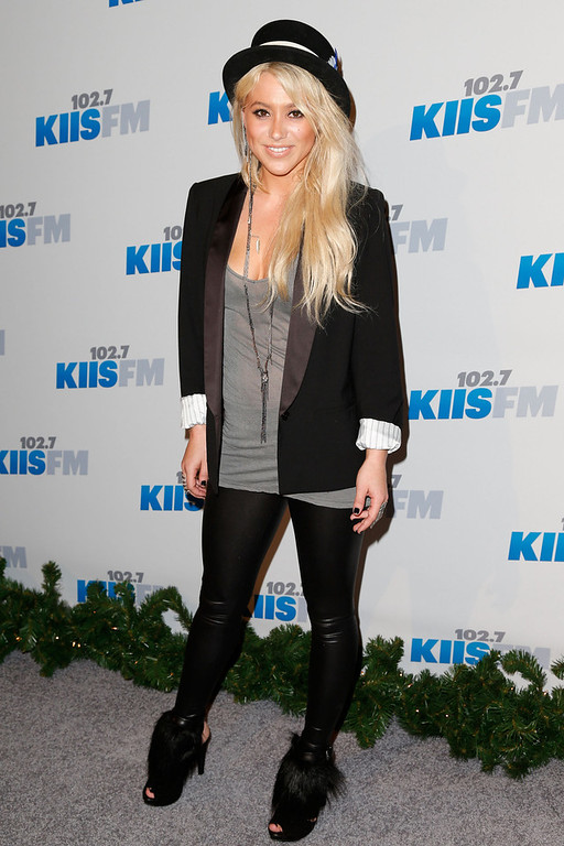 Description of . Singer/songwriter BC Jean attends KIIS FM's 2012 Jingle Ball at Nokia Theatre L.A. Live on December 3, 2012 in Los Angeles, California.  (Photo by Imeh Akpanudosen/Getty Images)