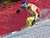 Aksel Lund Svindal of Norway, speeds down the course during the men's World Cup super-g ski race in Beaver Creek, Colo., on Saturday, Dec. 1, 2012. (AP Photo/Nathan Bilow)