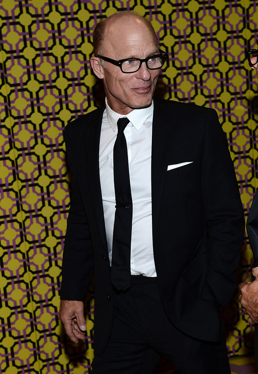 Description of . Actor Ed Harris arrives at HBO's Annual Emmy Awards Post Awards Reception at the Pacific Design Center on September 23, 2012 in West Hollywood, California.  (Photo by Michael Buckner/Getty Images)
