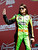 Danica Patrick waves to fans during driver introductions before the Budweiser Duel 1 NASCAR Sprint Cup Series auto race at Daytona International Speedway, Thursday, Feb. 21, 2013, in Daytona Beach, Fla. (AP Photo/Terry Renna)