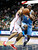 Denver Nuggets point guard Ty Lawson (3) is fouled by Atlanta Hawks point guard Devin Harris (34) while driving to the basket during the second half of an NBA basketball game on Wednesday, Dec. 5, 2012, in Atlanta. (AP Photo/John Bazemore)