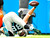 CHARLOTTE, NC - DECEMBER 09: Greg Olsen #88 of the Carolina Panthers holds on for a touchdown against the Atlanta Falcons during play at Bank of America Stadium on December 9, 2012 in Charlotte, North Carolina. (Photo by Grant Halverson/Getty Images)