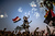 Egyptians celebrate the election of their new president Mohamad Morsi in Tahrir Square on June 24, 2012 in Cairo, Egypt. Official election results today confirmed that Mohamed Morsi is to be the next president of Egypt. Morsi received over 13 million or 51.7% of the votes, while his main rival, former Prime Minister Ahmed Shafiq, received 48.27 percent. (Photo by Daniel Berehulak/Getty Images)
