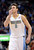 DENVER, CO. - JANUARY 30: Denver Nuggets small forward Danilo Gallinari (8) give a kiss with his fingers after making a three pointer over Houston Rockets small forward Chandler Parsons (25) during the fourth quarter January 30, 2013 at Pepsi Center. Danilo Gallinari made the shot and led in scoring with 27 points. The Denver Nuggets take on the Houston Rockets in NBA action. (Photo By John Leyba/The Denver Post)